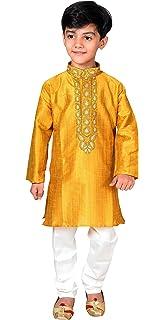 Niños Indios Bollywood Ropa de Moda niños Kurta Pijama ...