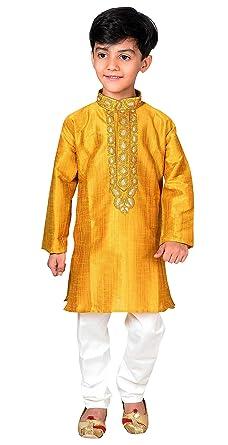 05f29dd8a ahhaaaa Kids Ethnic Wear Designer Collection Kurta and Pyjama Set for Boys /_421