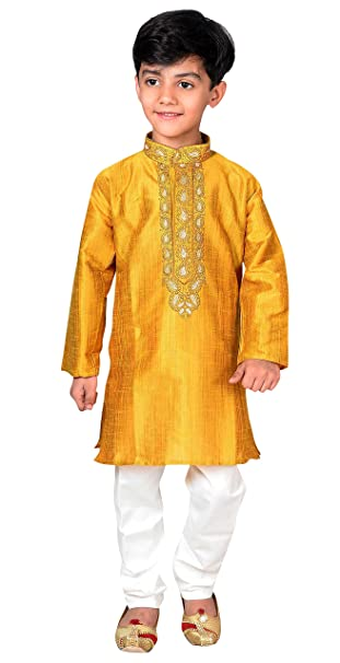 Desi Sarees Pijama Kurta para niño Shalwar Kameez Sherwani Boda Mehendi  935  Amazon.es  Ropa y accesorios 61afc40c0cd