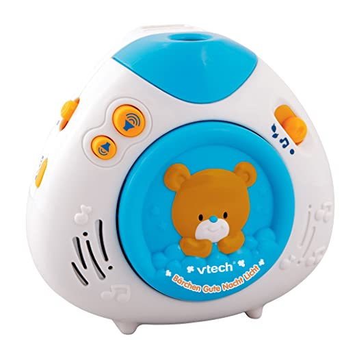 VTech Baby 80-100004 Proyector Osito Dormilón - Proyector de cuna ...