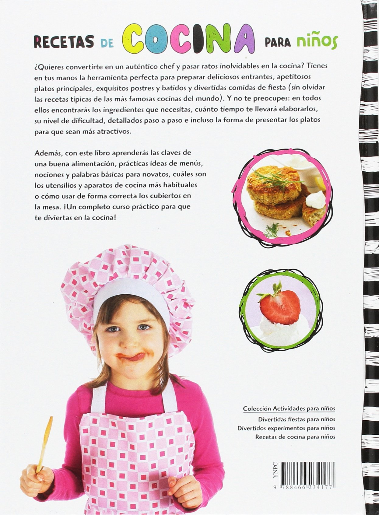 Recetas de Cocina para Niños: CARLA NIETO MARTINEZ: 9788466234177: Amazon.com: Books