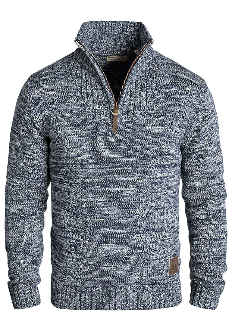 !Solid Philostrate Men's Knitted Pullover