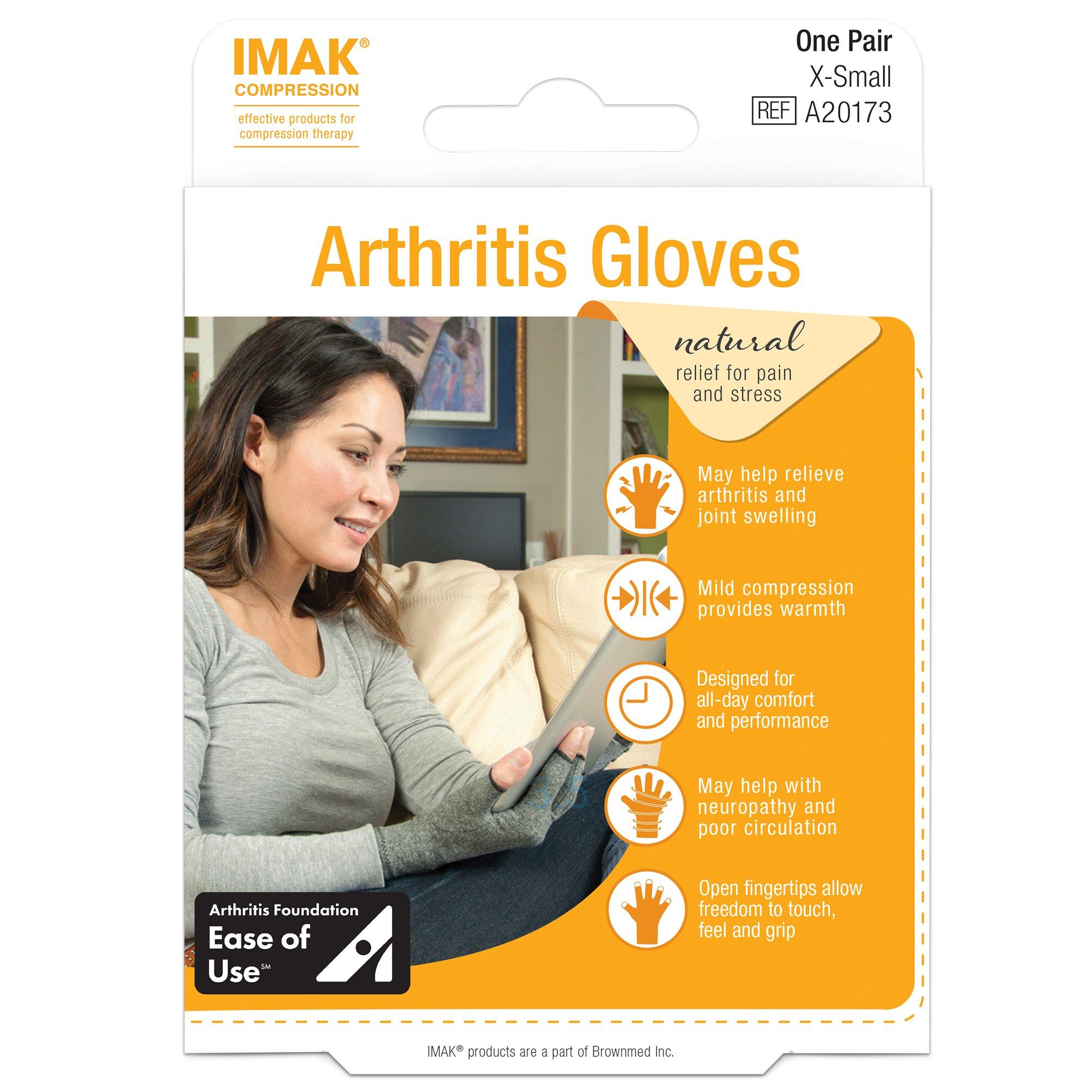 IMAK Compression Arthritis Gloves by Imak (Image #3)
