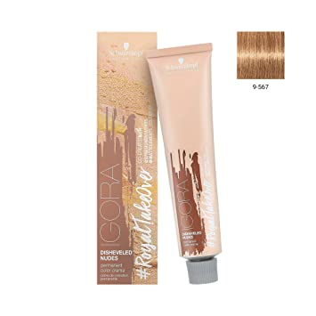 533f717292 Schwarzkopf IGORA Royal Take Over 9-567 60 ml Extra Light Blonde Gold  Chocolate Copper