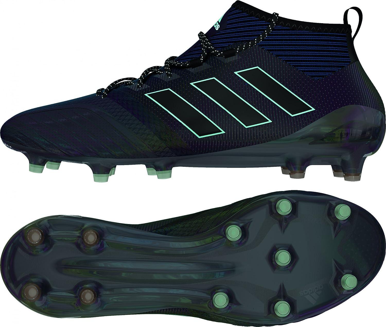 MultiCouleure (Tinley   Negbas   Aquene) 41 1 3 EU adidas Ace 17.1 FG, Chaussures de Football Homme