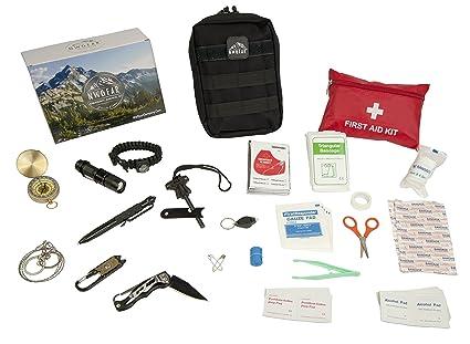 Amazon.com: NWGear Kit de supervivencia de emergencia 75 en ...