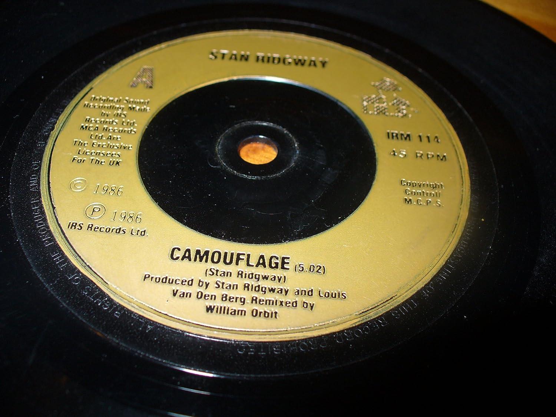 3a594c3c94 Stan Ridgway - Stan Ridgway   Camouflage - Amazon.com Music