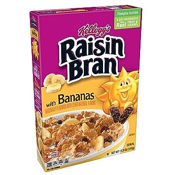 Kelloggs Raisin Bran: Amazon.com: Grocery & Gourmet Food
