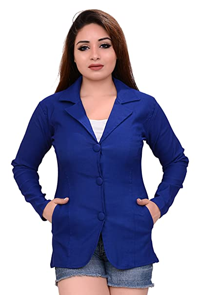 aakrithi unique girls blazer amazon in clothing accessories