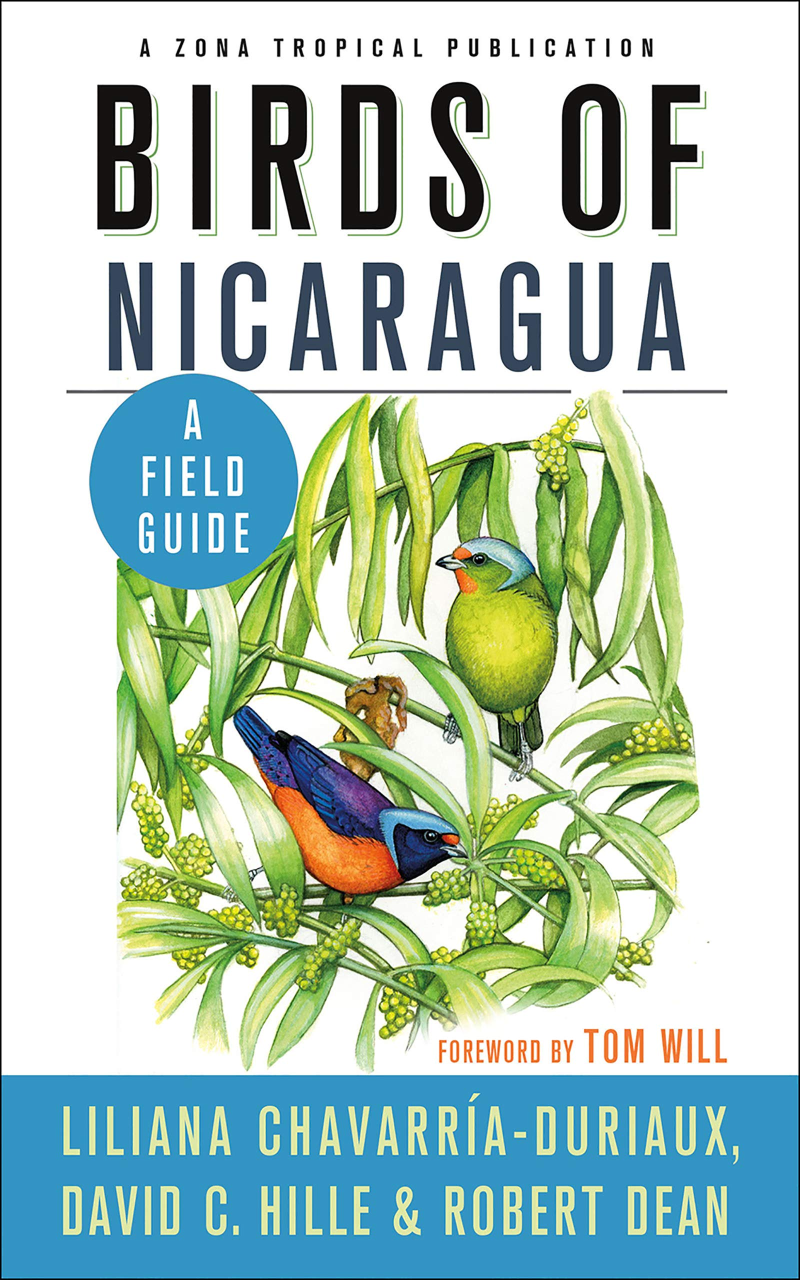 Birds Nicaragua Field Tropical Publications product image