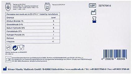 1er Pack Meditrade 1280S Nitril 3000 1 x 100 St/ück