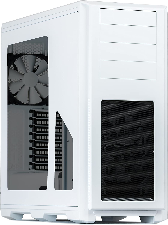 Phanteks Enthoo Pro Full-Tower Blanco - Caja de Ordenador (Full-Tower, PC, De plástico, Acero, Blanco, ATX,EATX,Mini-ATX, 19,3 cm): Amazon.es: Informática