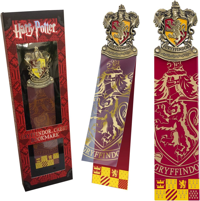 Señalador de libros magnetico, harry potter. Gryffindor