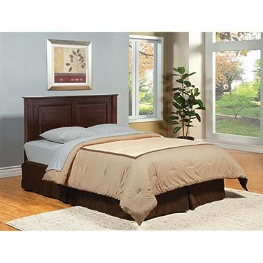 Furniture of America AM7961F Buffalo Dark Cherry Full Headboard Beds