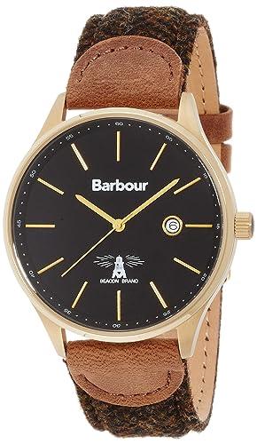 Mens Barbour Glysdale Watch BB021GDHB
