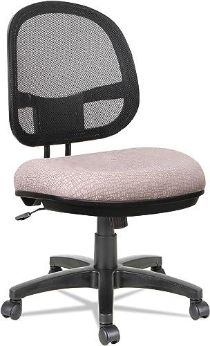 Alera ALE Interval Series Swivel/Tilt Mesh Chair