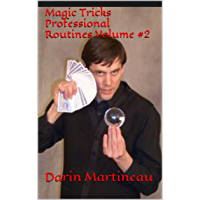 Magic Tricks Professional Routines Volume #2 (English Edition)