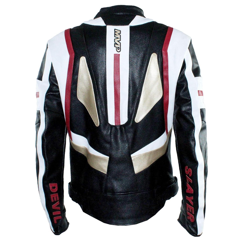 Argento, M Ciabal/ù Giubbotto Uomo Moto Eco Pelle Tecnico Nero Giubbino Professionale Giacca Motociclista Slim Fit Custom Aderente Antivento Biker