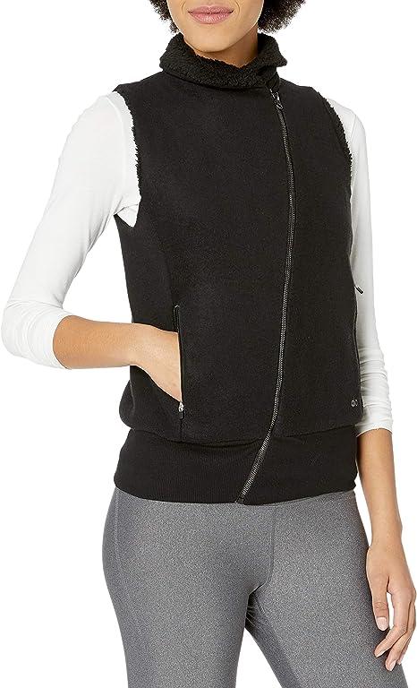 Alo Yoga Womens Flat Iron Vest at Amazon Womens Clothing store
