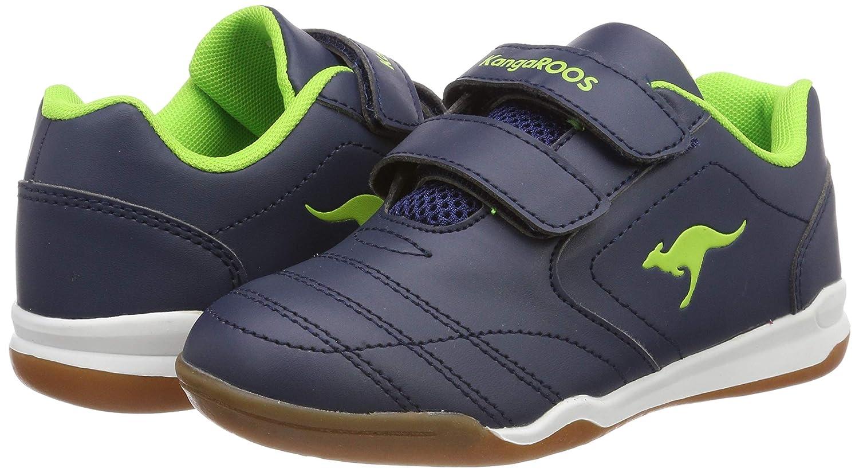Zapatillas de Deporte Interior Unisex Ni/ños KangaROOS Inyard V