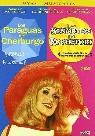 Los Paraguas De Cherburgo (Les Parapluies De Cherbourg) (1964) + Las Señoritas