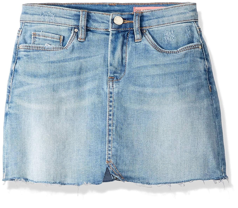 Kids Denim Mini Skirt BLANKNYC