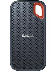 Sandisk Extreme Portable SSD, SDSSDE60 500GB, USB 3.1 Portable SanDisk Extreme Portable SSD, SDSSDE60 500GB, USB 3.1, Black, 500GB (SDSSDE60-500G)