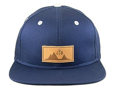 39769f905ff5 Jumping Bird Snapback Cap für Damen und Herren - Baseball Mütze Zugspitze   Amazon.de  Bekleidung