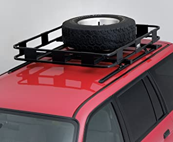 Surco St100 Spare Tire Carrier For Safari Rack