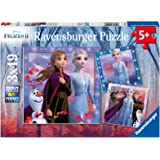 Ravensburger Ravensburger Disney Frozen 2 The Journey Starts 3x49pcs Puzzle
