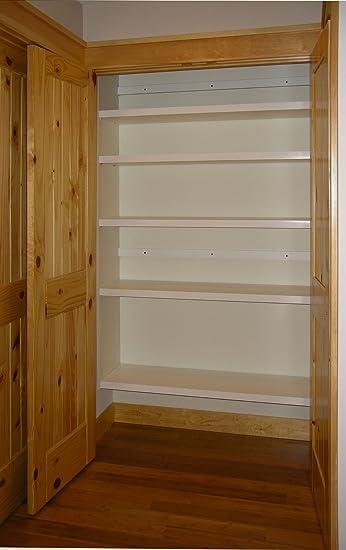 Lifespan Closets   EncoreBoard 14u0026quot; X 48u0026quot; High  Strength/Lightweight Shelf