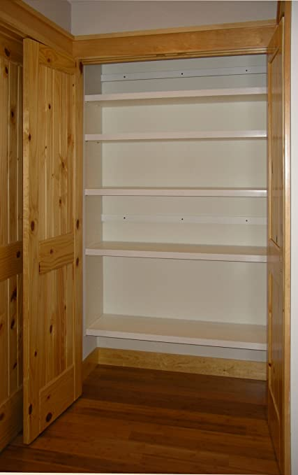 Attrayant Lifespan Closets   EncoreBoard 14u0026quot; X 48u0026quot; High  Strength/Lightweight Shelf
