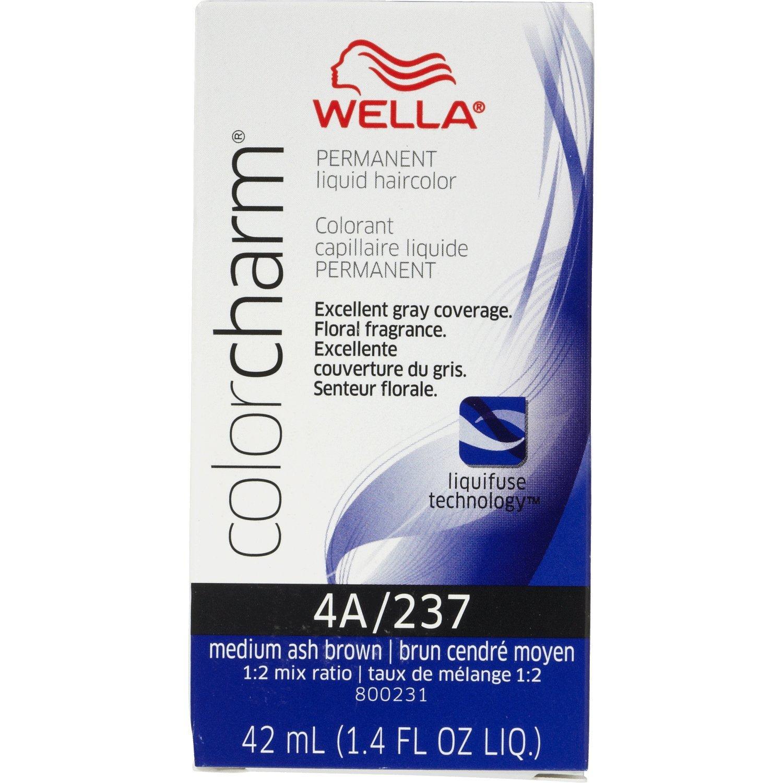 Amazon Wella Charm Liquid Permanent Hair Color 3a Dark