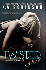 Twisted Ties (The Ties Series Book 2) Kindle Edition