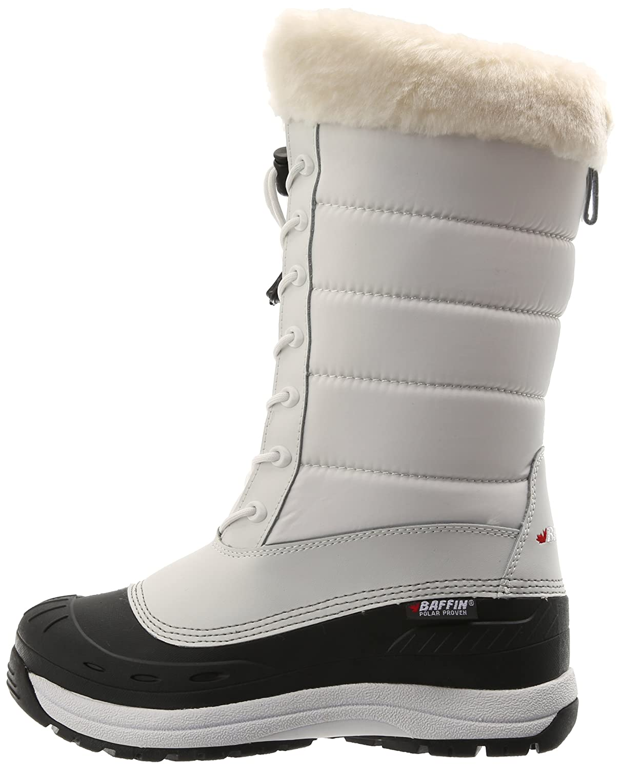 Baffin Women's Iceland Snow Boot US|White B004W5RX72 7 B(M) US|White Boot d95789
