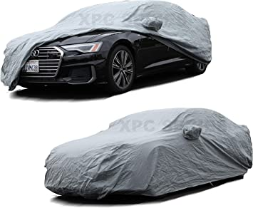 2000 2001 2002 2003 2004 2005 2006 Audi TT Waterproof Car Cover BLACK