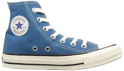 All-Star US Colors Hi: Caribbean Blue