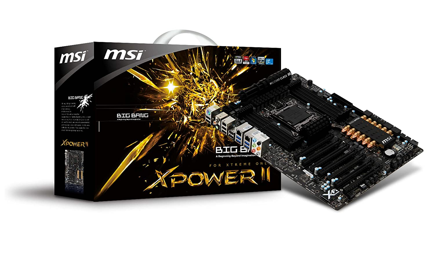 MSI BIG BANG XPOWER II RAID DRIVERS PC