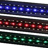 AQUANEAT Remote Control Aquarium LED Light Marine FOWLR Plant 24/7 HIGH LUMEN RGB Automated