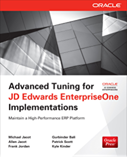 JD Edwards EnterpriseOne, The Complete Reference (Oracle Press