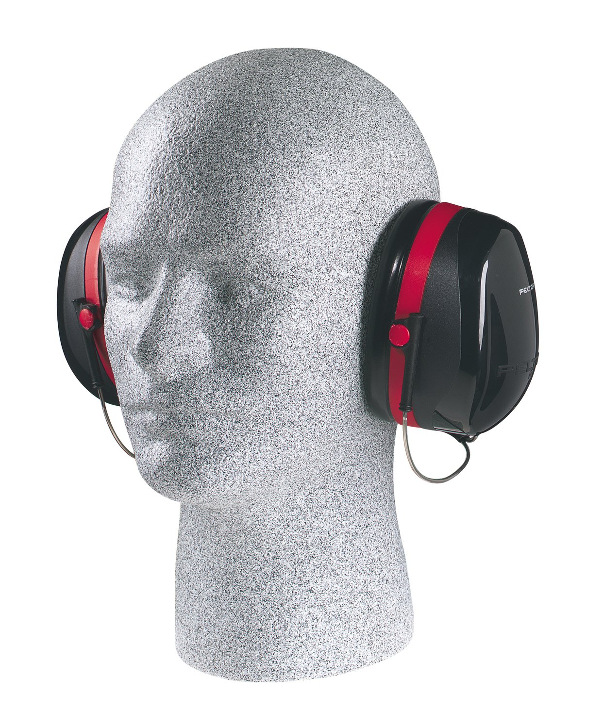 3M Peltor Optime 105 Behind-the-Head Earmuff with Neckband, Ear Protectors, Hearing Protection, NRR 29 dB