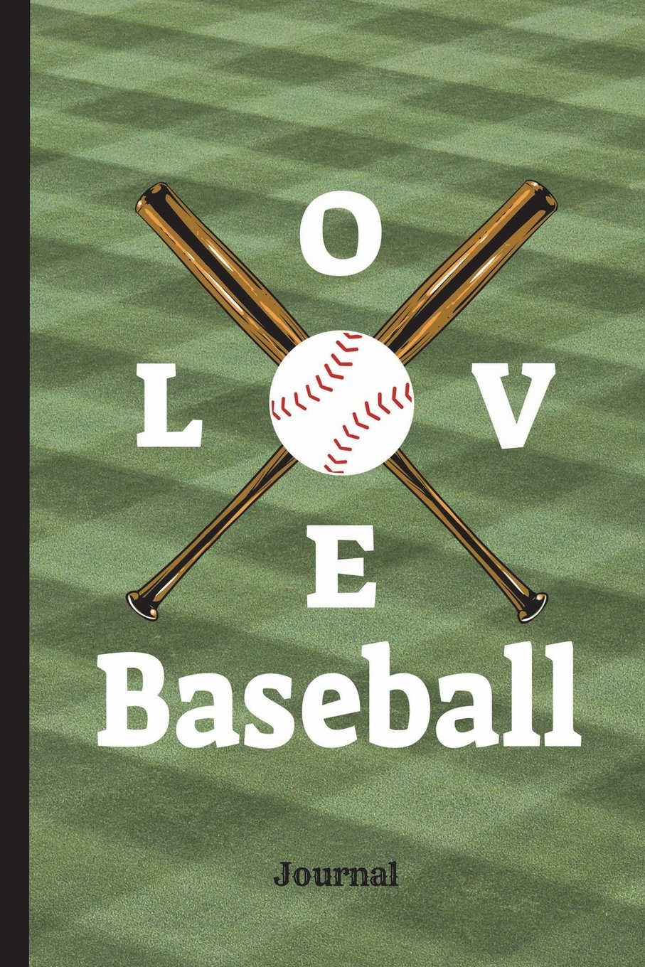 """Love Baseball Journal: Wide Ruled Journal Paper, Daily Writing Notebook Paper, 100 Lined Pages (6"""" x 9"""") English Teachers, Student Exercise Book ebook"""