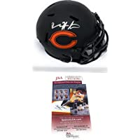 $119 » Devin Hester Chicago Bears Signed Autograph RARE Eclipse Speed Mini Helmet JSA Witnessed Certified