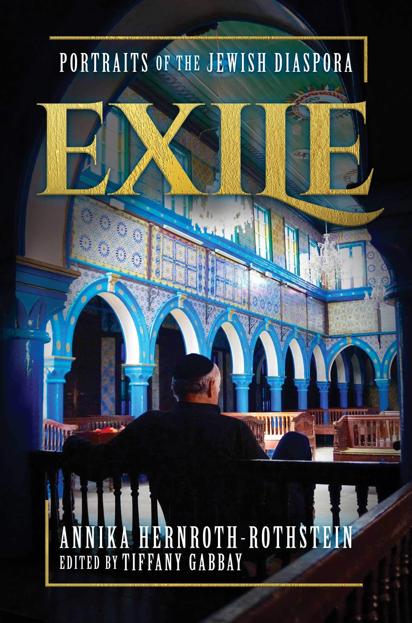 Exile: Portraits of the Jewish Diaspora by Bombardier Books