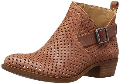 Lucky Women's Lk-Bartonn Ankle Bootie, Toffee, ...