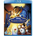 Beauty & The Beast on Blu-ray