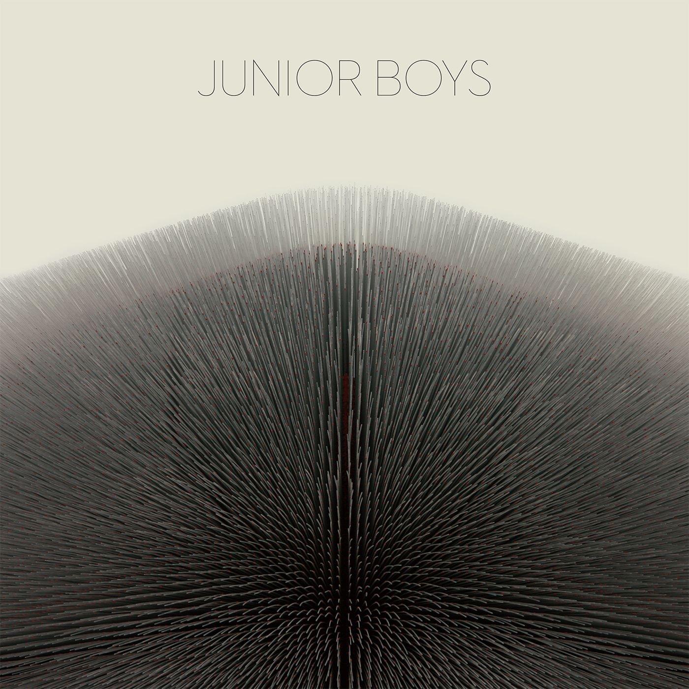 CD : Junior Boys - Its All True (CD)