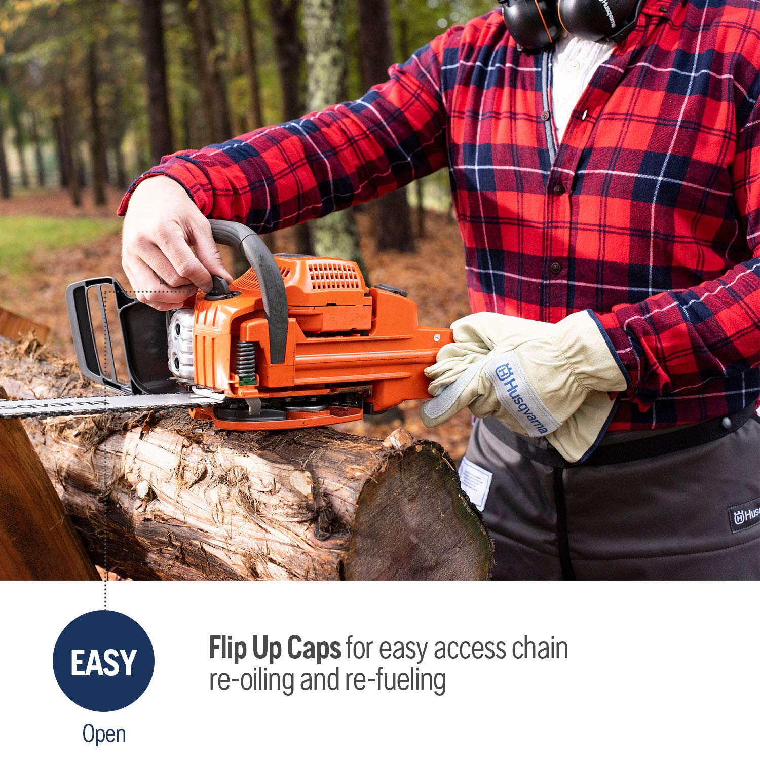 Husqvarna 460 Rancher Chainsaws product image 3