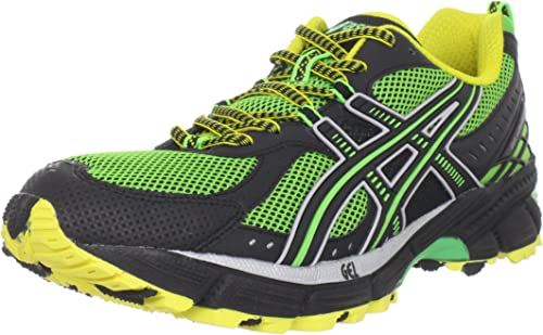 Asics Gel-Kahana 6 Trail Zapatillas de Running, Color Verde, Talla 42 EU: Amazon.es: Zapatos y complementos