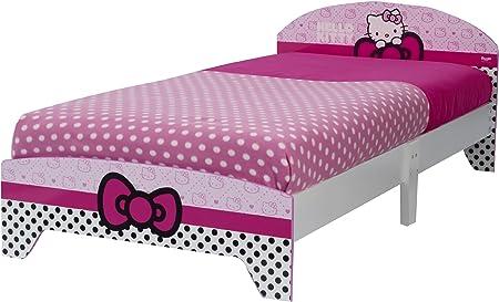 Letti Per Bambini Hello Kitty.World Apart 456hek01em Letto Per Bambini Hello Kitty Amazon It
